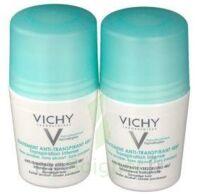 VICHY TRAITEMENT ANTITRANSPIRANT BILLE 48H, fl 50 ml, lot 2 à VERNON