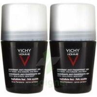 VICHY ANTI-TRANSPIRANT HOMME Bille anti-trace 48h LOT à VERNON
