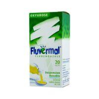 FLUVERMAL 2 % Susp buv Fl/30ml à VERNON
