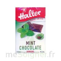 HALTER BONBONS SANS SUCRES menthe chocolat à VERNON