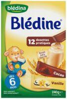 Blédine Vanille/Cacao 12 dosettes de 20g à VERNON