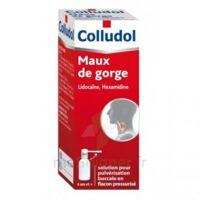 COLLUDOL Solution pour pulvérisation buccale en flacon pressurisé Fl/30 ml + embout buccal à VERNON