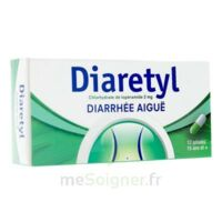 DIARETYL 2 mg, gélule à VERNON