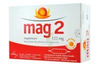 MAG 2 122 mg S buv en ampoule sans sucre édulcoré à la saccharine sodique 30Amp/10ml à VERNON