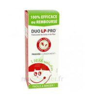 Duo LP-Pro Lotion radicale poux et lentes 150ml à VERNON