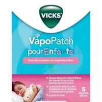 VICKS VAPOPATCH ENFANTS à VERNON