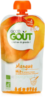 GOOD GOUTS FRUITS MANGUE BIO DES 4 MOIS 120 G à VERNON
