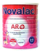 NOVALAC AR + 0-6 MOIS Lait pdre B/800g à VERNON
