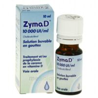 ZYMAD 10 000 UI/ml, solution buvable en gouttes à VERNON