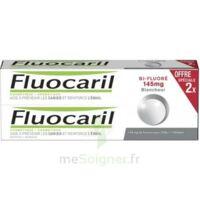 Fluocaril Bi-Fluoré 145 mg Pâte dentifrice blancheur 2*75ml à VERNON