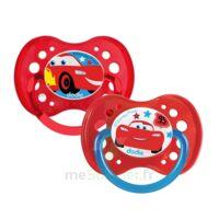 Dodie Disney sucettes silicone +18 mois cars Duo à VERNON