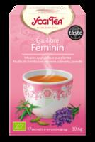 YOGI TEA EQUILIBRE FEMININ à VERNON