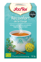 Yogi Tea Reconfort De La Gorge à VERNON