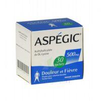ASPEGIC 500 mg, poudre pour solution buvable en sachet-dose 30 à VERNON