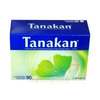 TANAKAN 40 mg, comprimé enrobé PVC/alu/90 à VERNON