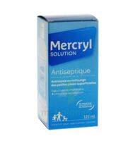 MERCRYL, solution pour application cutanée à VERNON