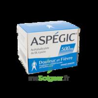 ASPEGIC 500 mg, poudre pour solution buvable en sachet-dose 20 à VERNON