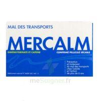 MERCALM, comprimé pelliculé sécable à VERNON
