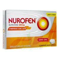 NUROFEN 200 mg, comprimé orodispersible à VERNON