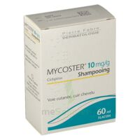 MYCOSTER 10 mg/g, shampooing à VERNON