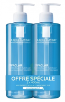 Effaclar Gel moussant purifiant 2*400ml à VERNON