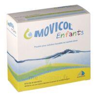 MOVICOL ENFANTS, poudre pour solution buvable en sachet-dose à VERNON
