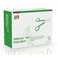 Velpeau Set Standard set de pansement pour plaies chroniques avec paire de ciseaux à VERNON