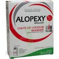 ALOPEXY 50 mg/ml S appl cut 3Fl/60ml à VERNON