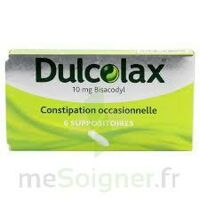 DULCOLAX 10 mg, suppositoire à VERNON