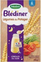 Blédîner Céréales Légumes du potager 240g à VERNON