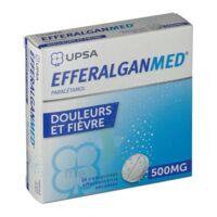 EFFERALGANMED 500 mg, comprimé effervescent sécable à VERNON