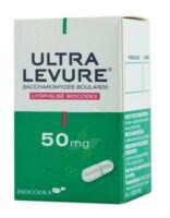 ULTRA-LEVURE 50 mg Gélules Fl/50 à VERNON