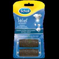 Scholl Velvet Smooth Rouleaux De Remplacement  Grain Extra Exfoliant à VERNON