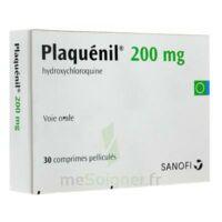PLAQUENIL 200 mg, comprimé pelliculé à VERNON