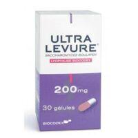 Ultra-levure 200 Mg Gélules Fl/30 à VERNON