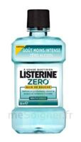 Listerine Zéro Bain bouche 250ml à VERNON