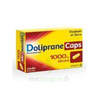 Dolipranecaps 1000 Mg Gélules Plq/8 à VERNON