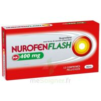 NUROFENFLASH 400 mg Comprimés pelliculés Plq/12 à VERNON