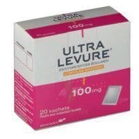 ULTRA-LEVURE 100 mg Poudre pour suspension buvable en sachet B/20 à VERNON