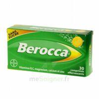Berocca Comprimés effervescents sans sucre T/30 à VERNON