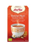 Yogi Tea Bonne Nuit Rooibos Vanille à VERNON