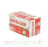 DAFALGAN 1000 mg Comprimés effervescents B/8 à VERNON