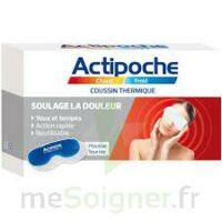 ACTIPOCHE Masque thermique yeux et tempes B/1 à VERNON