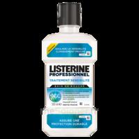 Listerine Professionnel Bain bouche traitement sensibilité 500ml à VERNON