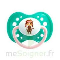 SUCETTE DODIE ANATOMIQUE SILICONE FILLE 18 MOIS +