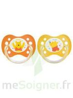 Dodie Disney sucettes silicone 0-6 mois Winnie Duo