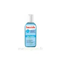 Baccide Gel mains désinfectant sans rinçage 75ml à VERNON