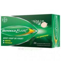 Beroccaboost Comprimés Effervescents B/20 à VERNON