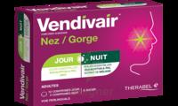 Vendivair Nez/Gorge Comprimés jour et nuit B/12+4 à VERNON