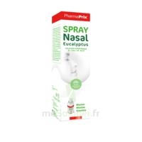 Spray nasal hypertonique Eucalyptus à VERNON